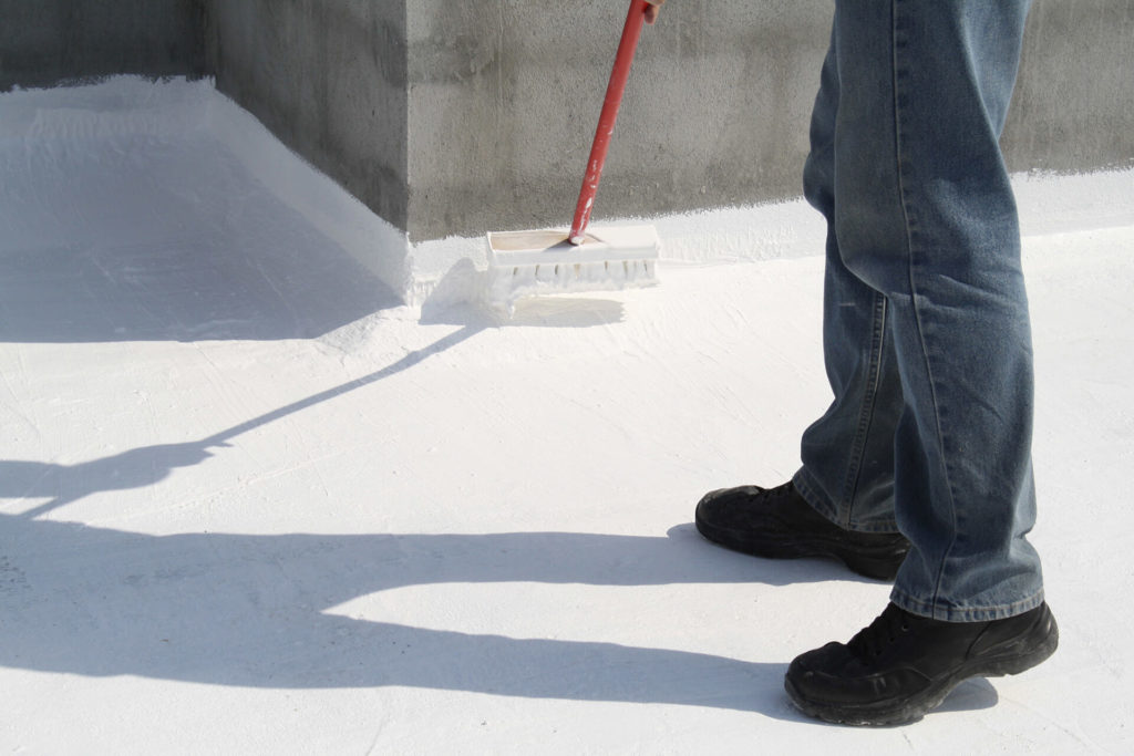 Roof Toppers Roof Coating in el paso